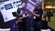 [NAMM] New Boss Pedals: DD-500 Digital Delay and RV-6 Reverb