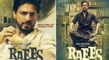 Raees Official Teaser Trailer Releases Shahrukh Khan, Farhan Akhtar, Mahira Khan