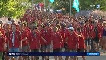 15 000 scouts venus de toute l'Europe réunis près de Strasbourg