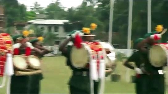 Maliyadeva College Sports Meet 2011 – Marching Squad