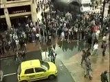 Fuerte temblor en Bogotá