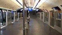 [Paris Metro] MP05, the auto-driving metro - Line 1 | Ligne 1