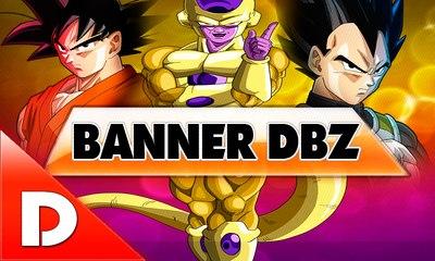 """Photoshop YouTube Banner """"La Resurrección de Freezer""""   @danydanielrt"""