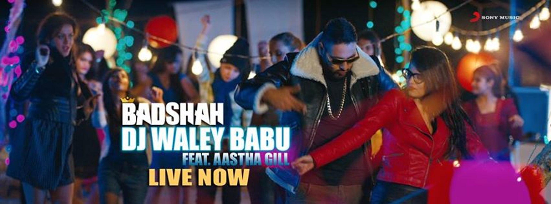 Badshah - DJ Waley Babu feat Aastha Gill - Party Anthem Of 2015