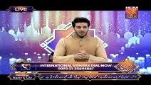 Noor-e-Ramazan on Hum Tv 17th July 2015