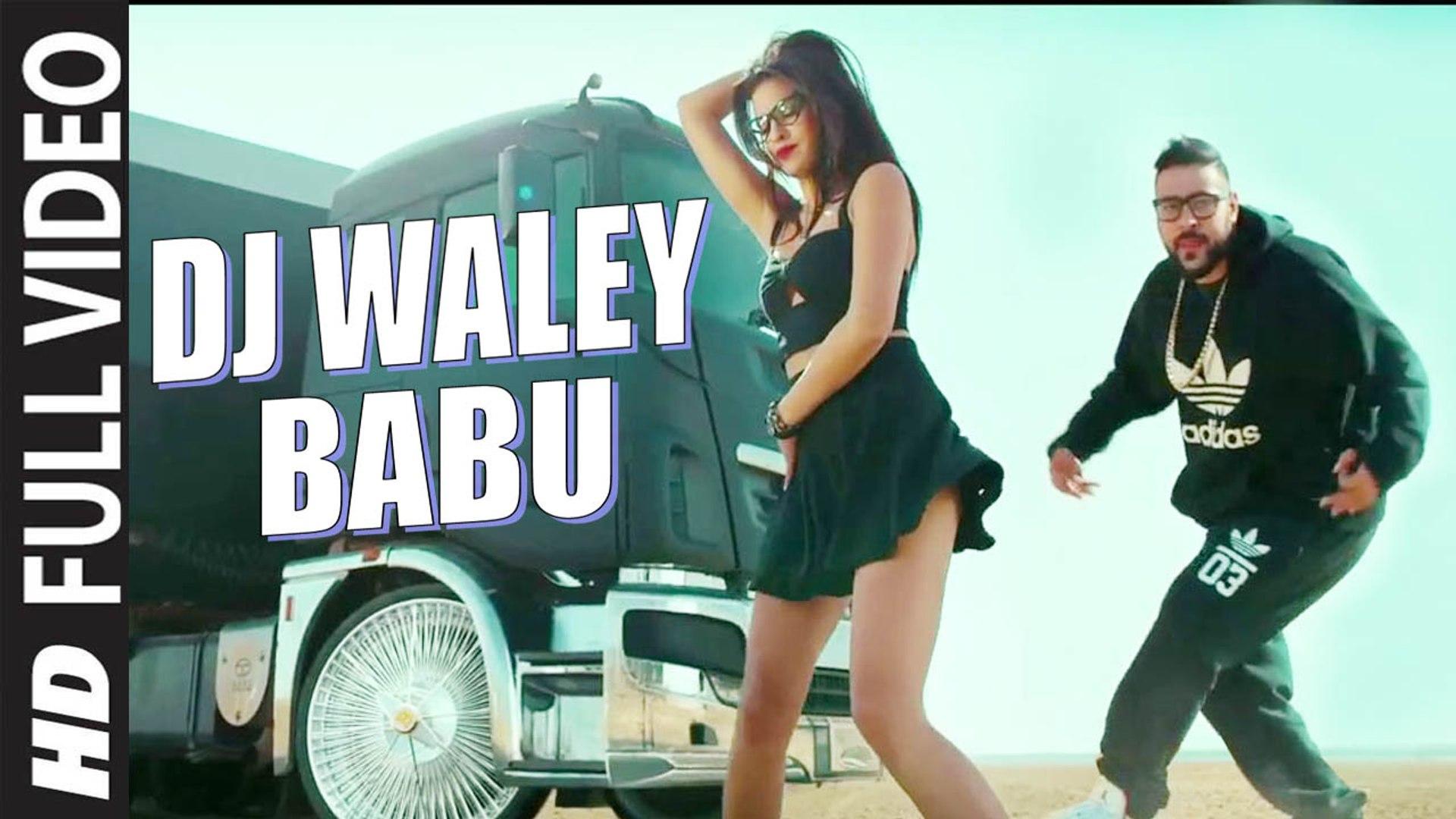 DJ Waley Babu (Full Video) Badshah ft Aastha Gill   Hot & Sexy New Punjabi  Song 2015 HD