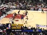 Michael Jordan 44 pts vs Knicks 1996 - Game 1