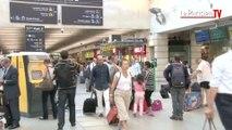 Grosse galère gare Montparnasse pour les vacanciers privés de TGV