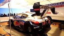 Peugeot Pikes Peak  | Last practice session for the 208 T16 Pikes Peak
