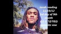 Hebrew Israelite Torah:  Dreadlocks and The Nazarite Vows  Numbers 6:1-5