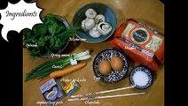 Tasty Japanese Ramen Recipe Easy Simple Tutorial - inspired by Naruto Uzumaki Ramen! Noodle Soup