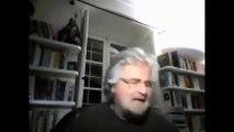 """Beppe Grillo 05/12/2013 """"Il porcellum bocciato, subito al voto"""""""