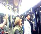 Metro Paris ligne 14 Gare de Lyon