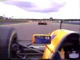 Formula 1 - Ayrton Senna, Michael Schumacher, Alan Prost, in