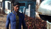 Full Official E3 Gameplay Exploration - Fallout 4