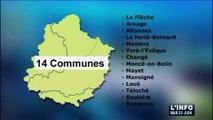 Emprunts toxiques : 14 communes sarthoises concernées