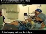 Laser spine surgery in India with world class medical tourism