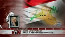 "Endless War: As U.S. Strikes Tikrit & Delays Afghan Pullout, ""War on Terror"" Toll Tops 1.3 Million"