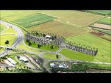 Martinique TCSP - Fort-de-France / Le Lamentin : autoroute A1 (972) et RN5 (Juillet & Août 2014)