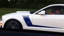 2008 Roush 428R Mustang vs 2012 Mustang GT 5.0 (view 2)