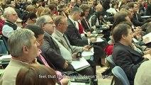 Citizens' Dialogue in Bucharest with Dacian Cioloş