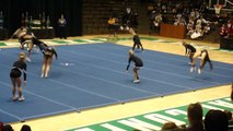 Indiana State Cheer Competition 2010 (Cascade High School)