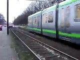 Hannover Light Rail Universitaet