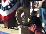 Stewart Rhodes Speaks at Cliven Bundy Ranch Victory Rally 4 12 14
