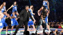 Russell Wilson Busts Out 'Nae Nae' & 'Whip' at Kids' Choice Sports Awards