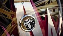DUB Wheels | Rides Magazine | 2014 Staggered Spinners | Platinum Series Rims