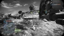Battlefield 4 trolling snipers with EOD bot