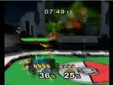 DJ Nintendo (Bowser) vs. Colbol (Fox) 1.1