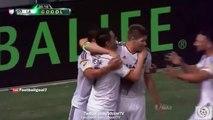 Steven Gerrard first goal in MLS - LA Galaxy vs San Jose Earthquakes 2-2 MLS