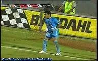 Mexico Apertura 2009 - Jornada 7 - Estudiantes Tecos vs Santos - 04/09/09 - Resumen + Bronca