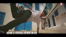Sport Samedi - Quand le football devient un art… - 2015/07/18