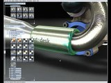 Autodesk Showcase 2010 Decals Layered Materials