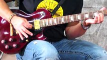 How to play Helter Skelter by The Beatles on guitar - LESSONS OF CLASSIC ROCK w/ Drew Stefani