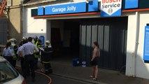 Explosion au sous-sol d'une maison au cœur du Mans