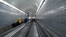 Happy Escalator Monday!  Flashback video: Westinghouse Escalator Peachtree Marta Station