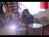 Attila Heffner sacred shaman drum playing , spirit-sighting , attila hungarian folk music