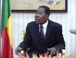 Bénin-Yayi Boni-Les centrales syndicales