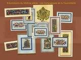 Enluminures - Les Compagnons de la Tourrentelle