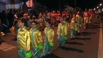 Festas de verão, marchas populares em Moimenta da Beira