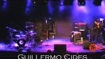 Guillermo Cides plays Bach / Chapman Stick