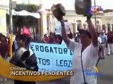 Trabajadores de salud acatan paro nacional en Chiclayo