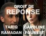 Réponse de Caroline Fourest à Tariq Ramadan 1/2