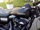 Harley Davidson 2010 FXDB Dyna Street Bob