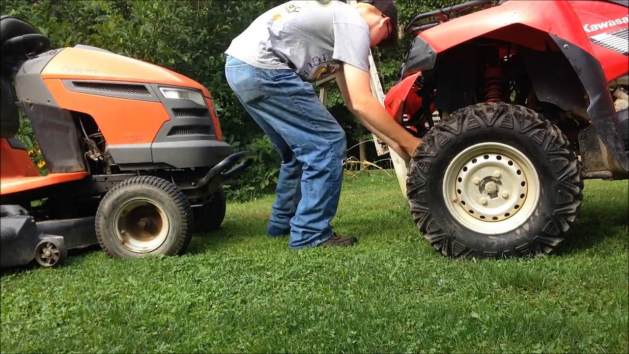 Husqvarna Lawn Tractor Repair