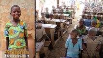 Là où j'apprends, UNICEF Togo Journée de l'Enfant africain 2014