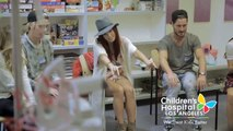 Dancing with the Stars Dance at Children's Hospital Los Angeles